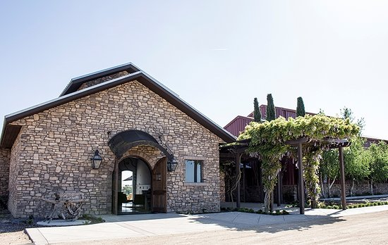 Rails Nap Tasting Room in Paso Robles, Ca.