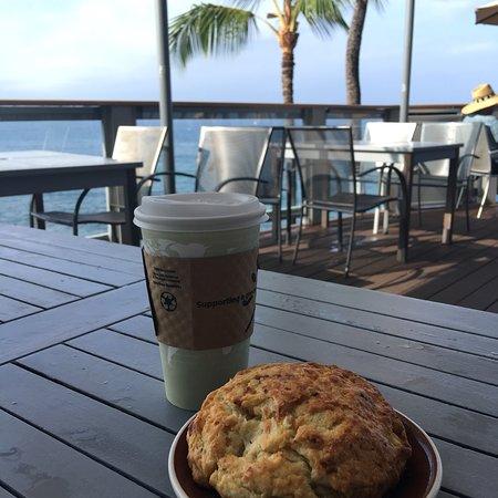 Coffee, Fresh Bread and a Million Dollar View