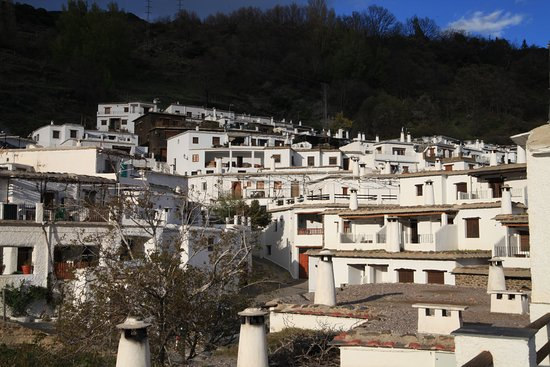 Capileira, Spain: View from roof top