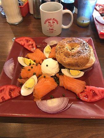 Toasted Mango Cafe