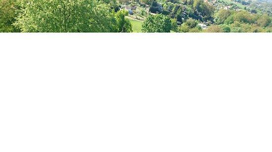 Burg Stargard, Γερμανία: Blick von oben