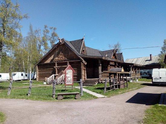 Russian Village Shuvalovka