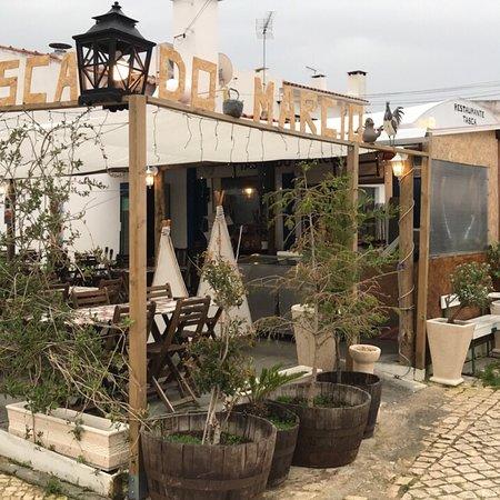 Aldeia do Meco, โปรตุเกส: Tasca Do Marcio