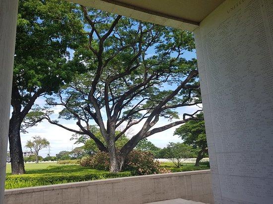 Manila American Cemetery and Memorial : Manila American Cemetery & Memorial