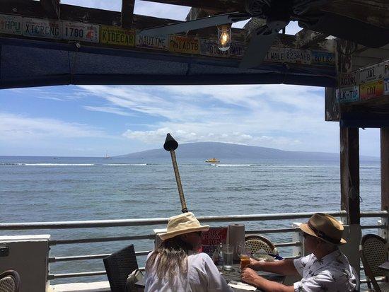 Bubba Gump Shrimp Co.: Looking toward mokakai