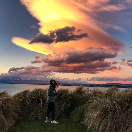 Pukaki, นิวซีแลนด์: photo4.jpg