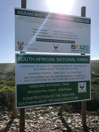 Cape Agulhas, South Africa: IMG_20170803_135258_large.jpg