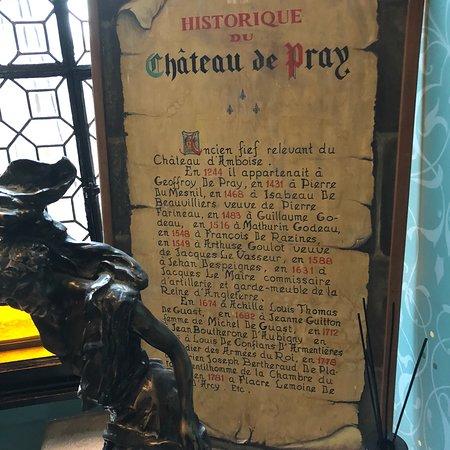 Chateau de Pray : photo1.jpg