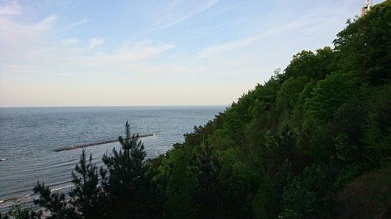 Blick auf den Meer