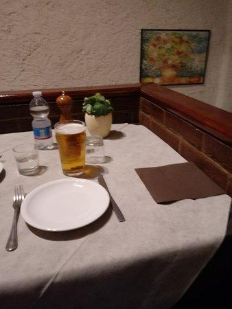 Ristorante pizza cucina e vino il berchet in torino con for Cucina e torino