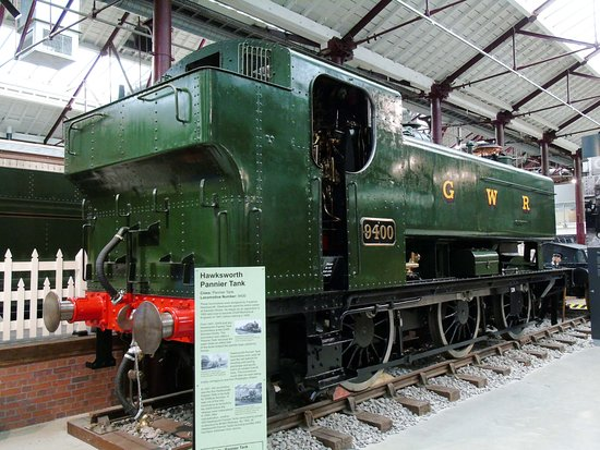 STEAM Museum of the Great Western Railway