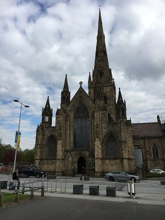 Cathedral Church of St. John The Evangelist (Salford Cathedral)