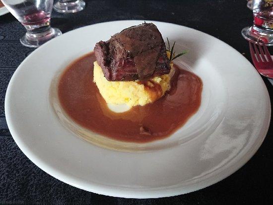 Roldanillo, โคลอมเบีย: Restaurante Fusion Gourmet