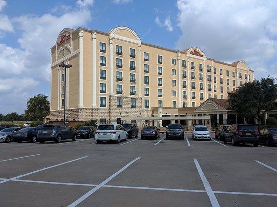 Gym Picture Of Hilton Garden Inn Dallas Lewisville Lewisville Tripadvisor