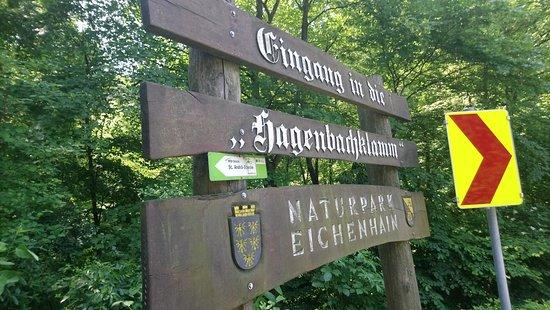 Lower Austria, Austria: Hagenbachklamm