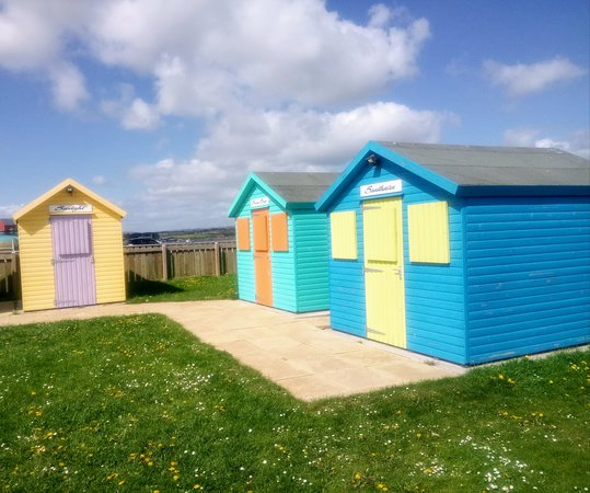 Amble Harbour Village Resmi