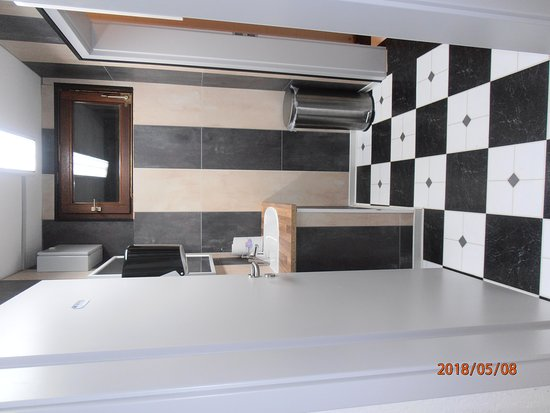 Dettingen an der Erms, Tyskland: Toilette est très propre et nickel