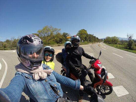 Marsanne, فرنسا: En route vers l'aventure !!!!