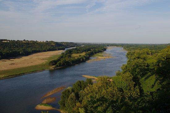 Oudon, France: La Loire