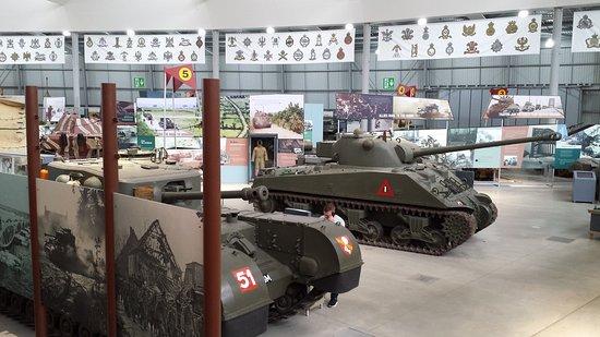 The Tank Museum: Tanks