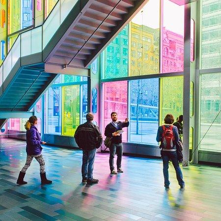 Montreal Underground Walking Tour - Palais des Congrès