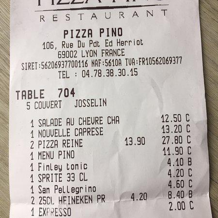 Pizza Pino Photo