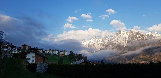 Graechen, Ελβετία: 20180509_065716_large.jpg