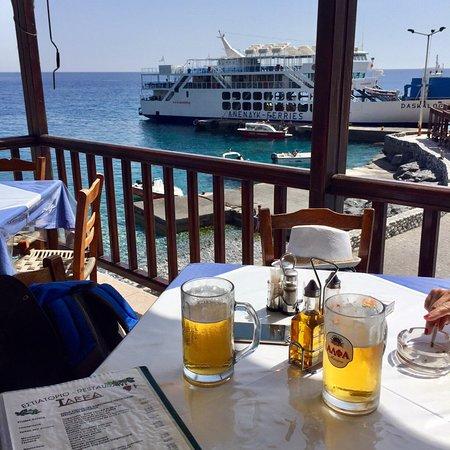 Agia Roumeli, Greece: Hotel Tarra