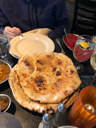 Superb Naan Picture Of The Oven Lincoln Tripadvisor