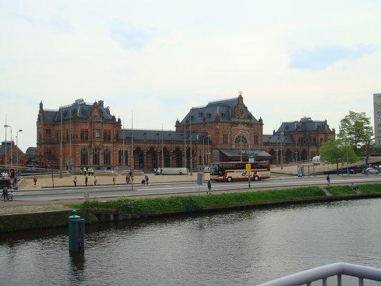Hoofdstation Groningen