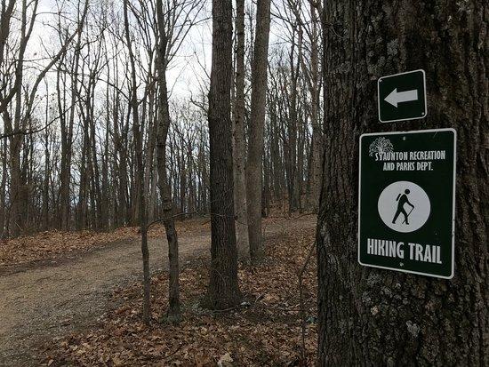 Staunton, VA: Hiking trails at Mary Gray