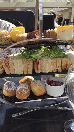 Airth, UK: Afternoon Tea