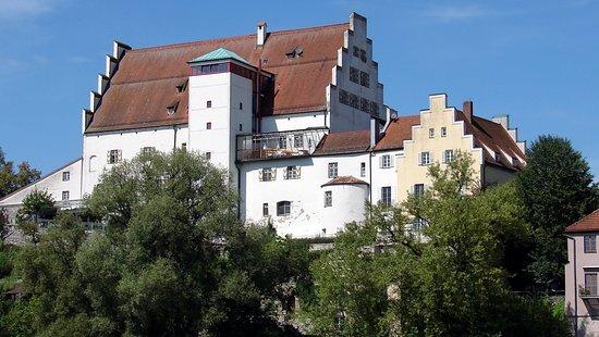 Herzogliche Schloss - Wasserburg am Inn