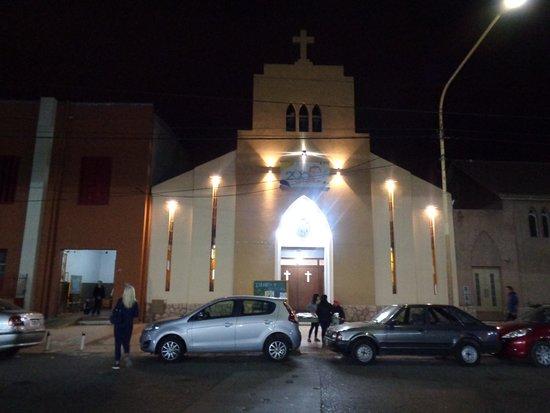 Iglesia María Auxiliadora
