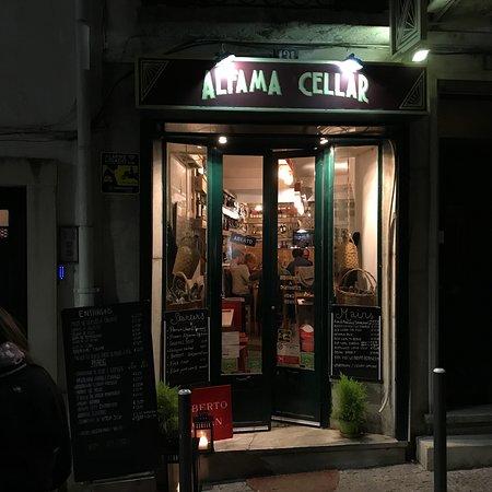 Bilde fra Alfama Cellar