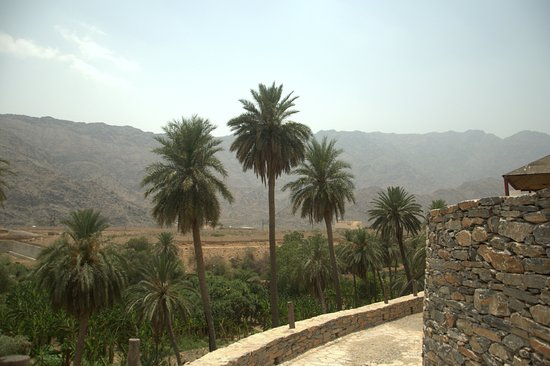 Marble Village (Thee Ain, Al Bahah)