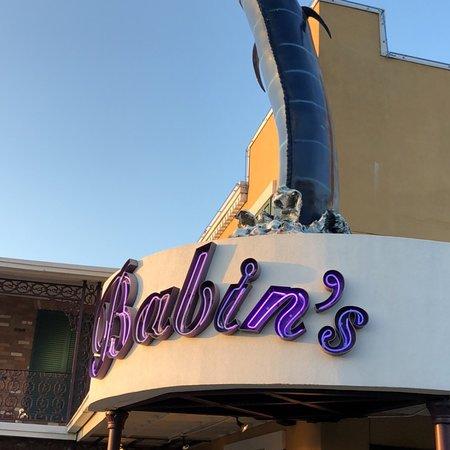 Babin's Seafood House: photo0.jpg