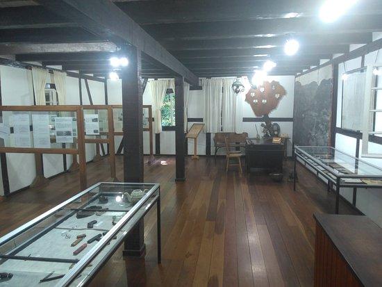 Parque Aldeia do Imigrante: Museu