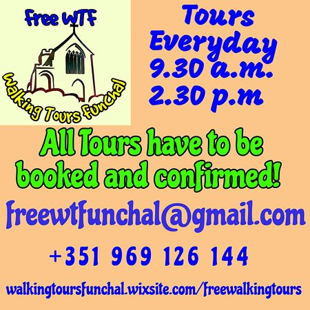 Free Walking Tours Funchal