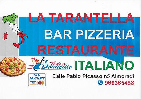 Formentera Del Segura, สเปน: logo y direcion de el Restaurante