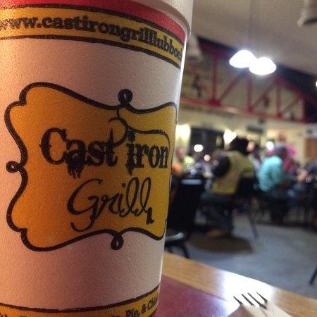 Cast Iron Grill: photo0.jpg