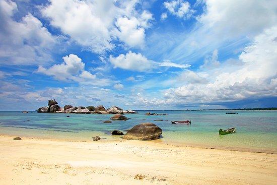 Bangka Belitung Islands, Indonesien: Kelayang Island
