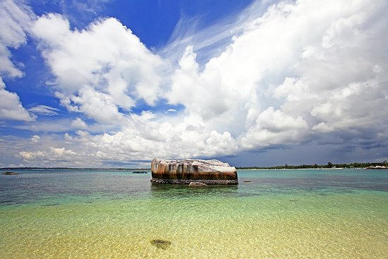 Bangka Belitung Islands, Indonezja: Kelayang Island