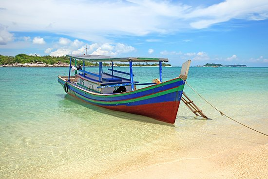 Bangka Belitung Islands, Indonesia: Kelayang Island