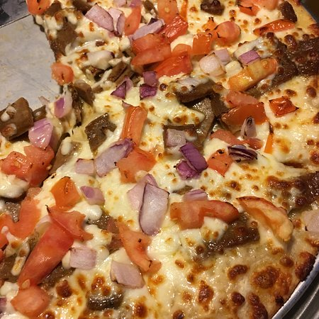 Donair Pizza Review Of Freeman S Little New York Lower Sackville Nova Scotia Tripadvisor
