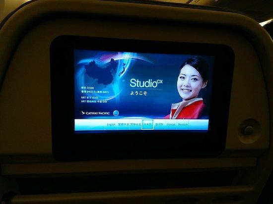 Cathay Pacific Φωτογραφία
