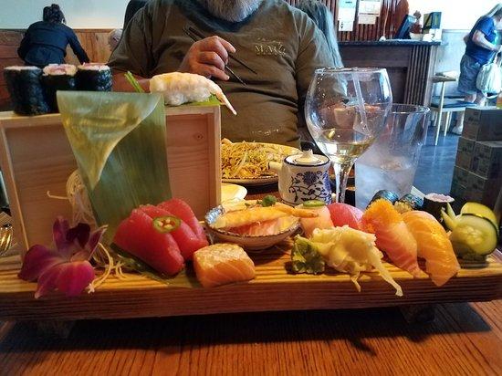 39c2df09044 20180513 181428 large.jpg - Picture of Kobe Hibachi Sushi