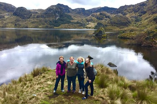 Full-Day Cajas National Park Tour...