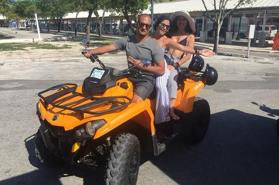 3 Hour (3 passenger) ATV Tour of...