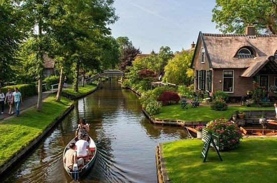 Full day tour to Giethoorn, Zaanse...